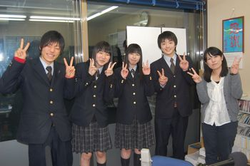 湯本高等学校制服画像